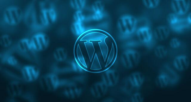 wordpress web design Image by pixabay.com by simplu27